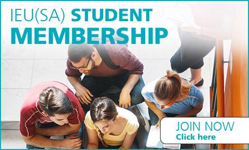 image - showing Join the IEU Student Associate Membership today